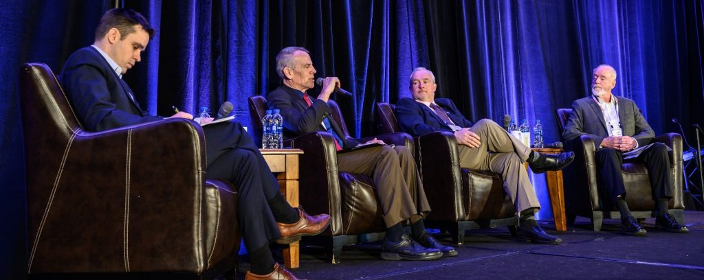 Meet the Regulators panel at the 2019 Business & Environment Conference